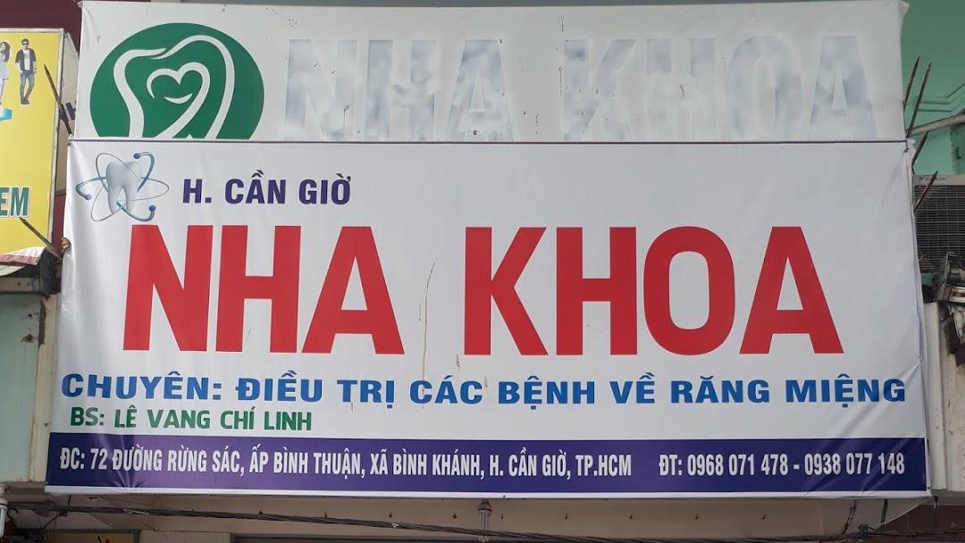 Nha Khoa Bác Sĩ Lê Vang Chí Linh