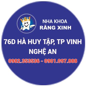 Nha Khoa Răng Xinh - 76D Hà Huy Tập, Tp. Vinh