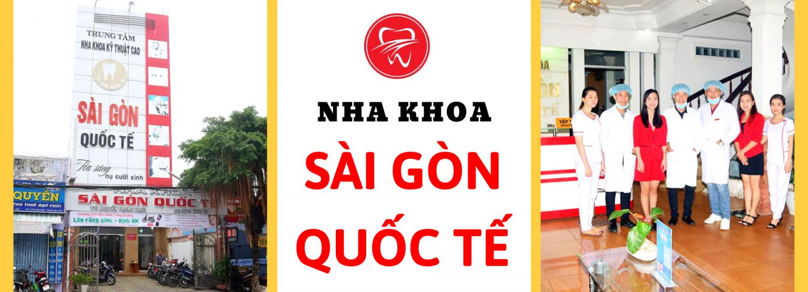 Nha Khoa Sài Gòn Quốc tế Cơ sở 2